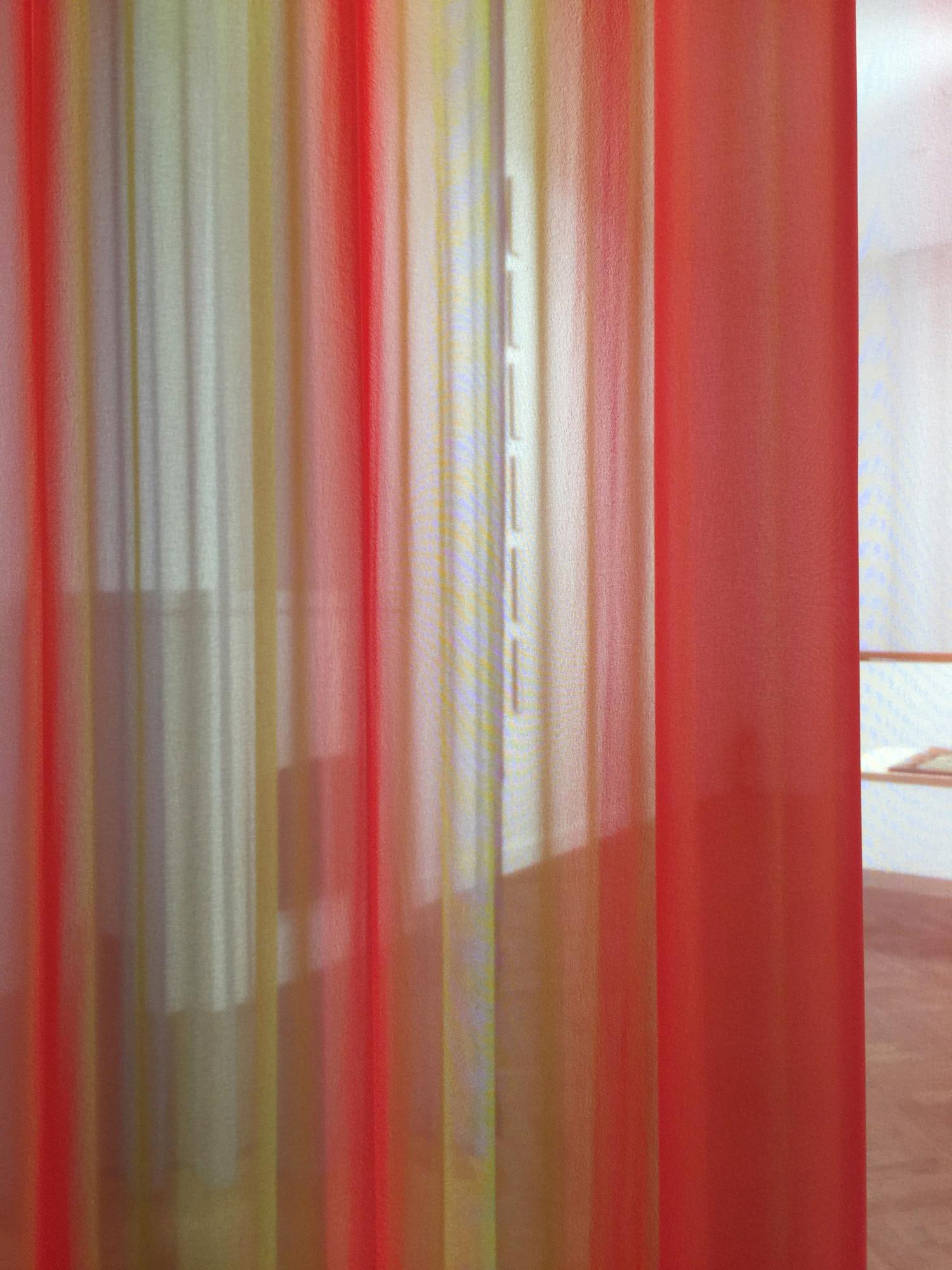 """Ausstellung / Exhibition """"rot, grün und blau / RGB"""""""